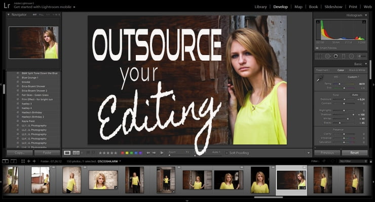 Finding the right fit to Outsource your Editing